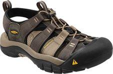 Sandále Keen NEWPORT H2 M black olive/ brindle