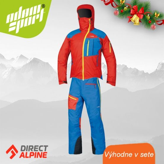 Set Directalpine Guide 5.0 + Directalpine Devil Alpine Pants