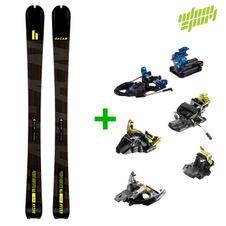 Set Hagan Ultra 76 17/18 + Hagan Ride 10 (ATK) / Dynafit Radical ST 92 / Dynafit TLT Speedfit