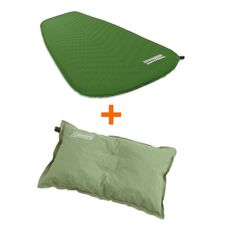 Set Thermarest Trail Lite Regular + Coleman Self inflatable pillow