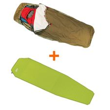 Set Yate Bivak Bag + Yate Extrem Lite