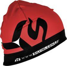 Čiapka Silvini Averau UA526 - black/red