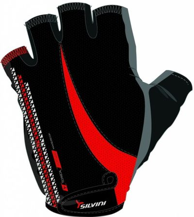 Silvini Orta UA400 - Black/Red