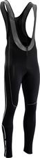 Nohavice Silvini Movenza Top Cycle MP1320 - black/white