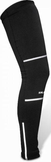 Cyklo návleky na nohy Silvini Tubo UA63 - Black
