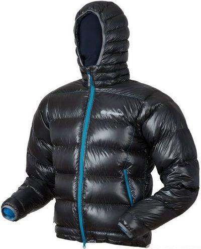 Páperová bunda Sir Joseph Koteka Man - čierna