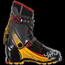 Skialpinistické lyžiarky La Sportiva Racetron - black/yellow