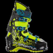 Skialpinistické lyžiarky La Sportiva Spectre 2.0 - black/apple green