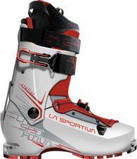 Skialpinistické lyžiarky La Sportiva Stellar - white/garmet