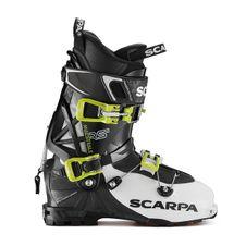 Skialpinistické lyžiarky Scott Cosmos III 18 19 - white black ... 1cddf92f584