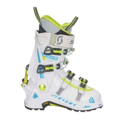 Skialpinistické lyžiarky Scott Celeste 18/19 - white/white