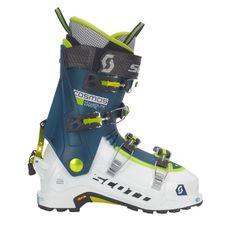 Skialpinistické lyžiarky Scott Cosmos 17/18 - white/majolica blue