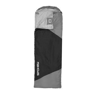 Spacák Spokey Ultra Light 600 II - čierno/sivý