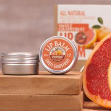 Sportique Lip Balm Sweet Grapefruit