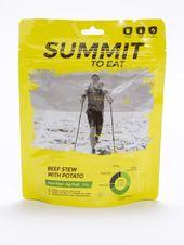 Summit To Eat - dusené hovädzie vo vlastnej šťave so zemiakmi - Big Pack