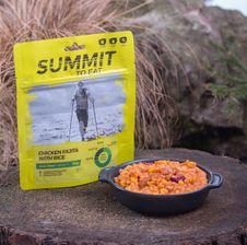 Summit To Eat - kurča Fajita s ryžou