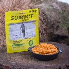 Summit To Eat - kurča Tikka s ryžou - Big Pack