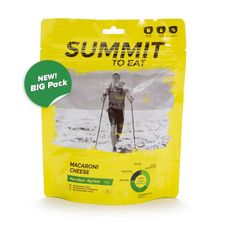 Summit To Eat - makaróny so syrom - Big Pack