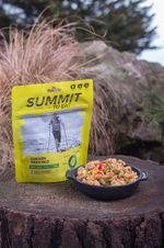Summit To Eat - vyprážaná ryža s kuracím mäsom