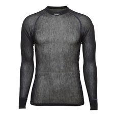 Termoprádlo Brynje Wool Thermo Light Shirt - black