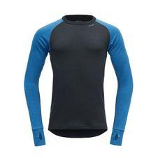Termoprádlo Devold Expedition Man Shirt - skydiver/ink