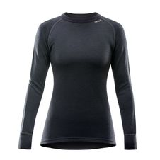 Termoprádlo Devold Expedition Woman Shirt - black