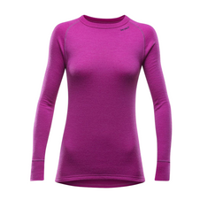 Termoprádlo Devold Expedition Woman Shirt - fuchsia