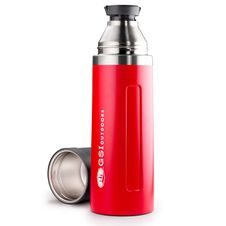 Termoska GSI Outdoors Glacier Stainless Vacuum Bottle 1l - Red