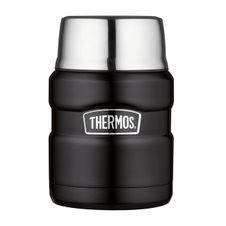Termoska Thermos Style na jedlo 470ml - matná čierna