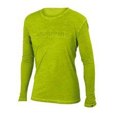 Tričko Karpos Falchi LS T-shirt - acid lime