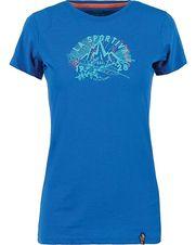 Tričko La Sportiva Hipster T-Shirt W - Marine blue