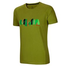 Tričko Ocun Asai TEE men - Pond green