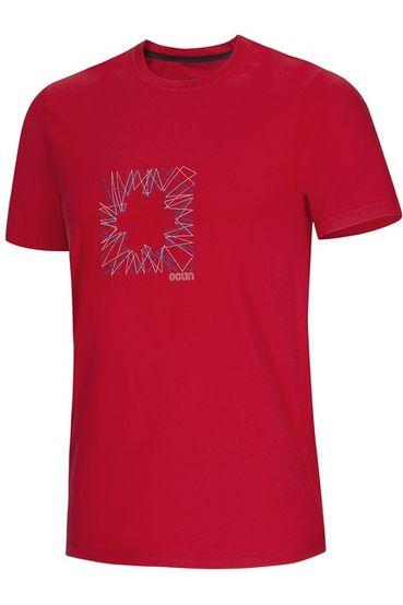 Tričko Ocun Dash TEE men - Apple red
