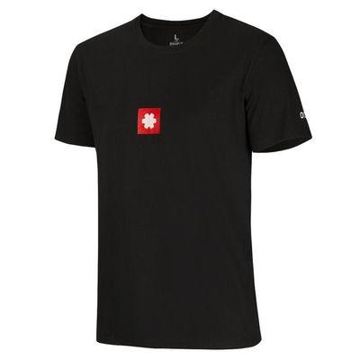 Tričko Ocun LOGO TEE men - Anthracite