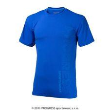 Tričko Progress Leroy - Blue