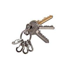 True Utility Key Ring System