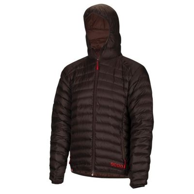 Páperová Bunda Ocún Tsunami Down Jacket Men - brown