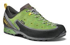 Turistická obuv Asolo Apex GV MM - grey english ivy 12bbc94a083