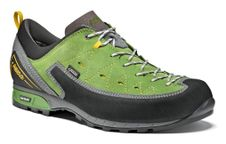 Turistická obuv Asolo Apex GV MM - grey/english ivy