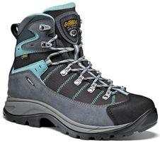 Turistická obuv Asolo Revert GV ML - grey/gunmetal/pool