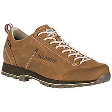 Turistická obuv Dolomite Cinquantaquattro Low FG GTX - Ochre red