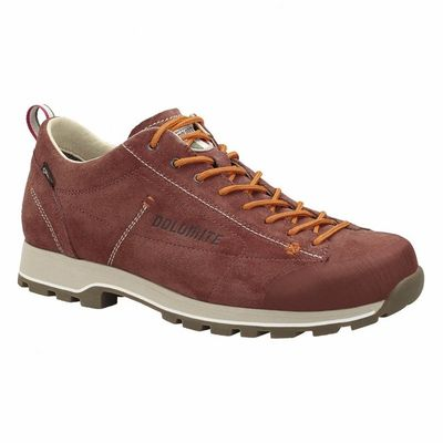 Turistická obuv Dolomite Cinquantaquattro Low GTX - chocolate brown