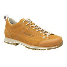 b196709b95 Turistická obuv Dolomite Cinquantaquattro Low W - curry yellow  canapa beige