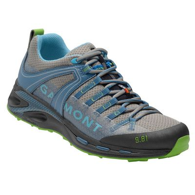 Turistická obuv Garmont 9.81 Speed III - anthracite/blue