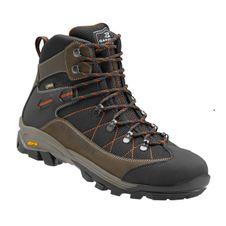 Turistická obuv Garmont Antelao GTX - brown/orange