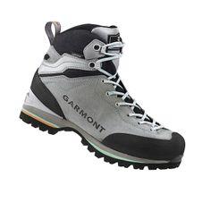 Turistická obuv Garmont Ascent GTX WMS - light grey/light green