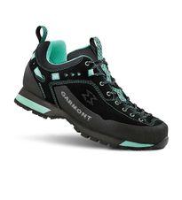 Turistická obuv Garmont Dragontail LT W - black/light green