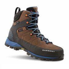 d9be53822 Turistická obuv Garmont Toubkal GTX - brown/blue