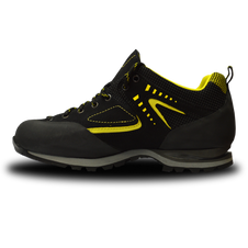 Turistická obuv Husky Abov - yellow