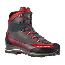 Turistická obuv La Sportiva Trango Trek Leather Woman GTX - carbon/carnet